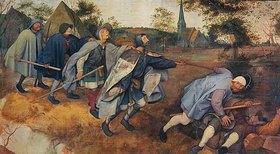 Pieter Brueghel d.Ä.: Das Gleichnis von den Blinden
