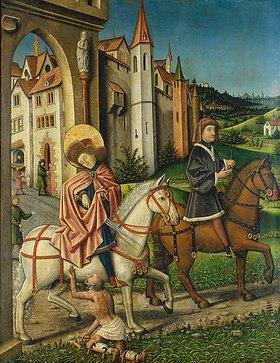 Konrad Witz: Der heilige Martin