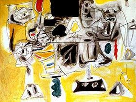 Arshile Gorky: Landscape Table