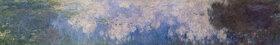 Claude Monet: Nymphesas, Die Wolken