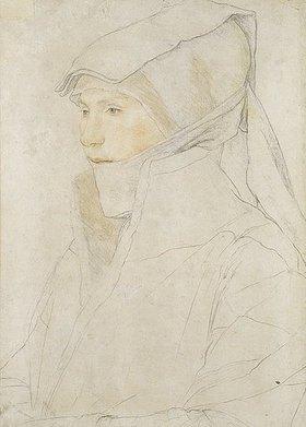 Hans Holbein d.J.: Bildnis der Dorothea Kannengiesser
