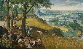 Lucas I. van Valckenborch: Sommerlandschaft (Juli oder August)