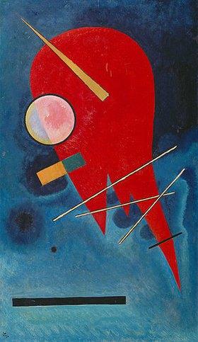 Wassily Kandinsky: Rouge