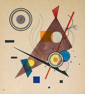 Wassily Kandinsky: Komposition 1923 (II)