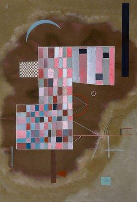 Wassily Kandinsky: Massiver Bau