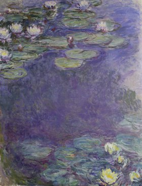 Claude Monet: Nymphéas.