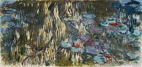 Claude Monet: Nymphéas (Reflets de saule)