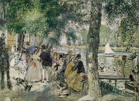 Auguste Renoir: An der Seine