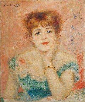 Auguste Renoir: Jeanne Samary