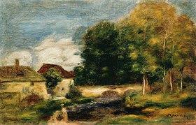 Auguste Renoir: Die Brücke