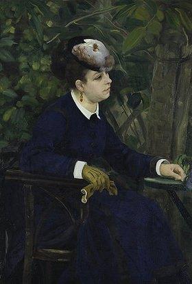 Auguste Renoir: La Femme à la Mouette (mit dem Möwenhut)
