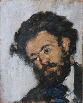Paul Cézanne: Fortuné Marion (Schwarzer Kopf)