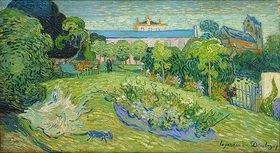 Vincent van Gogh: Der Garten von Daubigny