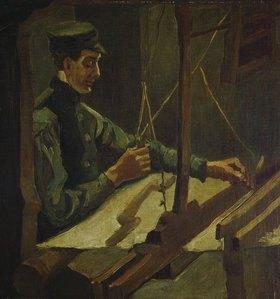 Vincent van Gogh: Der Weber Drieck Dekkers