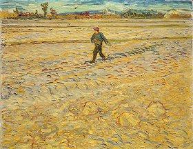 Vincent van Gogh: Der Sämann