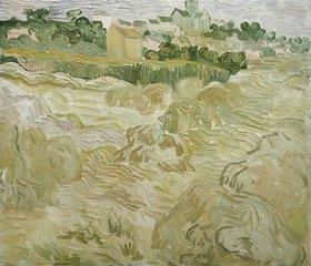 Vincent van Gogh: Ansicht von Auvers