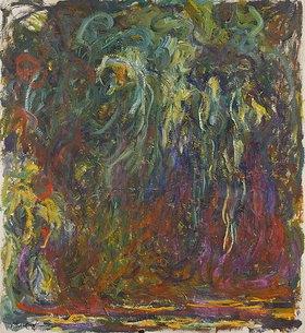 Claude Monet: Trauerweiden