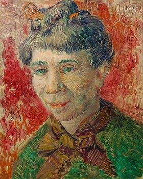 Vincent van Gogh: Bildnis einer Frau