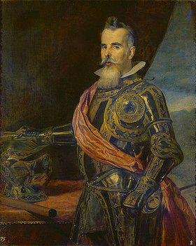 Diego Rodriguez de Velazquez: Bildnis des Don Pimentel