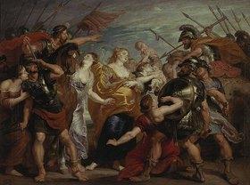 Peter Paul Rubens: Die Versöhnung zwischen den Sabinern und den Römern