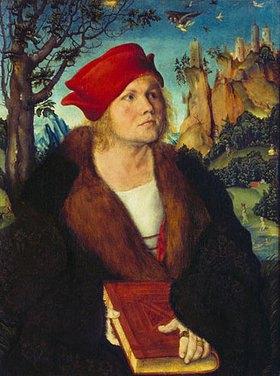Lucas Cranach d.Ä.: Dr. Cuspinian, Bildnis