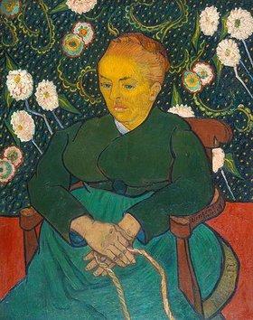 Vincent van Gogh: La Berceuse