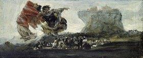Francisco José de Goya: Phantastische Vision