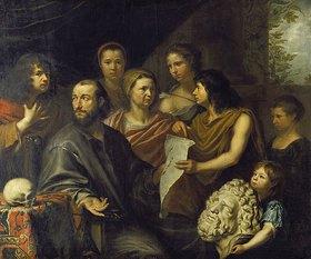 Matthäus Merian d.J.: Die Familie des Kupferstechers Matthäus Merian d.Ä. (1593-1650)