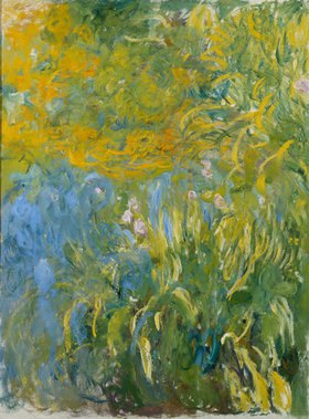 Claude Monet: Iris