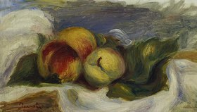 Auguste Renoir: Früchtestilleben