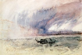 Joseph Mallord William Turner: Sturm über Venedig