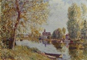 Alfred Sisley: Frühling in Moret-sur-Loing