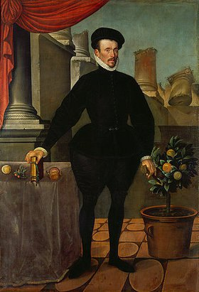 Hans Bock d.Ä.: Bildnis des Professors der Medizin Felix Platter