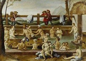 Hans Bock d.Ä.: Das Bad zu Leuk