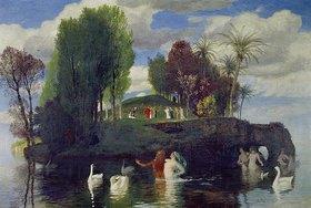 Arnold Böcklin: Die Lebensinsel