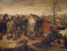 Pieter Brueghel d.Ä.: Die Blinden