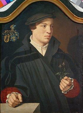 Bartholomäus Bruyn d.Ä.: Bildnis des Peter von Berthold