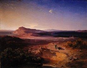 Carl Rottmann: Insel Delos