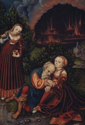Lucas Cranach d.Ä.: Lot und seine Töchter