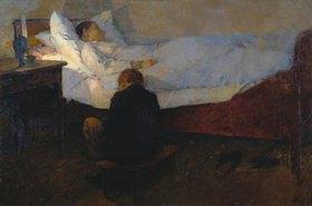 Georg Jauss: Am Krankenbett. Gegen