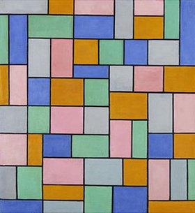 Theo van Doesburg: Composition en dissonances