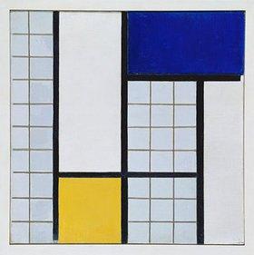 Theo van Doesburg: Composition en demi valeurs