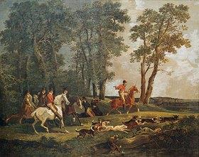 Johann Conrad Gessner: Jagd auf Hasen