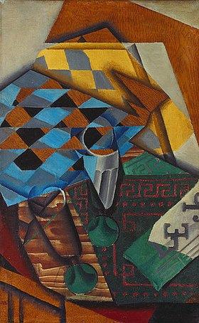 Juan Gris: Das Schachbrett