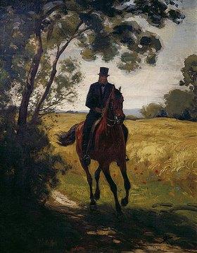 Rudolf Koller: Der Reiter