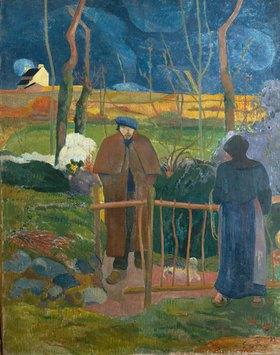 Paul Gauguin: Bonjour, Monsieur Gauguin