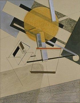 El Lissitzky: Proun 7 A