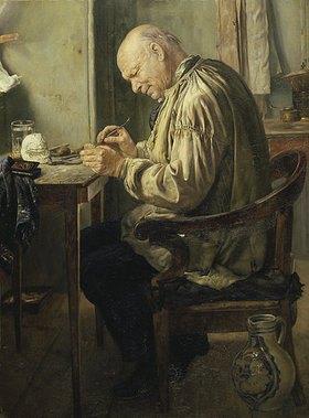 Fritz Schider: Der Zahntechniker