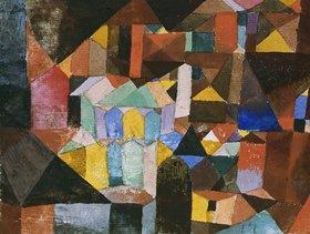 Paul Klee: Heitere Architektur