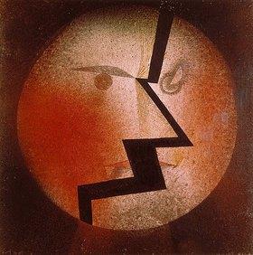 Paul Klee: Physiognomischer Blitz